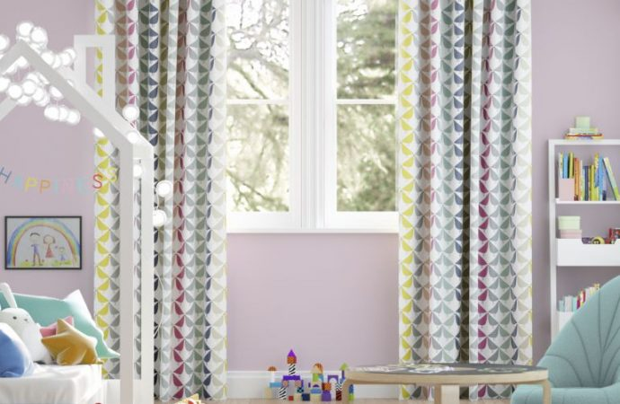 What To Choose For Your Baby Room – Curtains Or Blinds