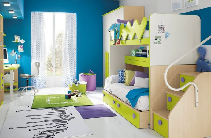 How To Design A Kid's Room